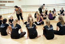Dance Leaders Course - Starting 28th September 2013
